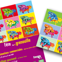 affiches – flyers – invitations
